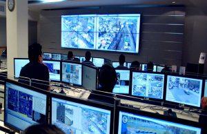 Monitoreo de Cámaras de Seguridad